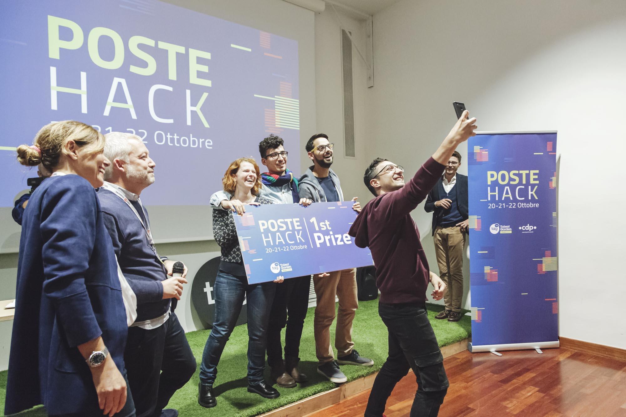 Vincitori Pose Hack 5