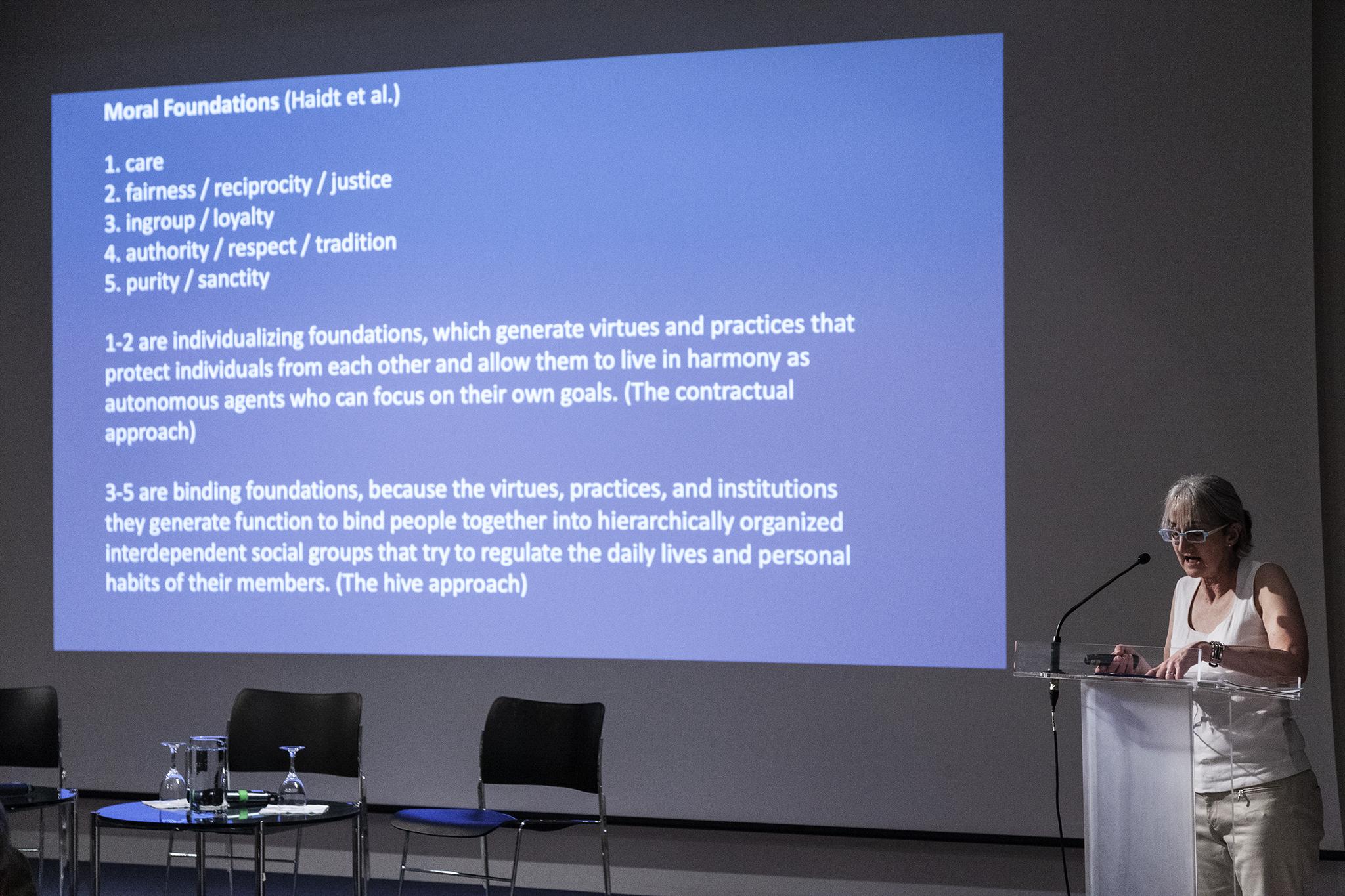 Conferenza Claiming History - Istituto Svizzero, Roma