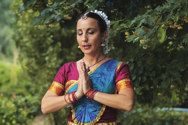 Cerimonia di apertura Eco Yoga Festival