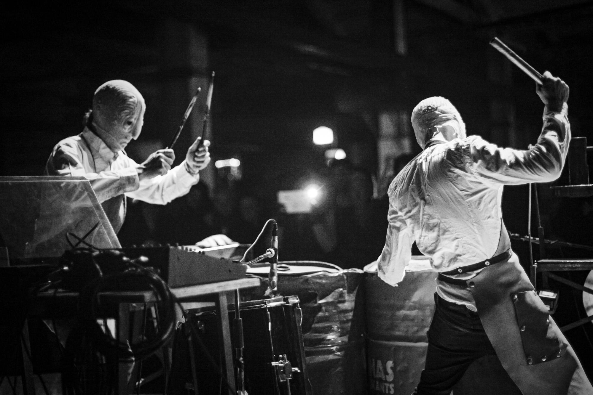 Rota de Fero live ad Oz - Roma 2017
